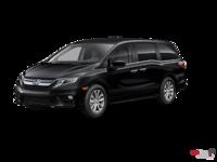 2018 Honda Odyssey LX | Photo 3 | Crystal Black Pearl