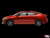 2018 Hyundai Elantra Sport BASE | Photo 1 | Phoenix Orange