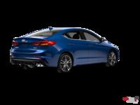 2018 Hyundai Elantra Sport BASE | Photo 2 | Marina Blue