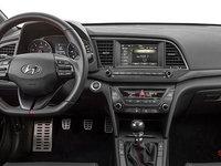 2018 Hyundai Elantra Sport BASE | Photo 3 | Black Leather w/Red Stitching