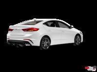 2018 Hyundai Elantra Sport TECH | Photo 2 | Polar White