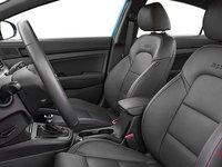 2018 Hyundai Elantra Sport TECH | Photo 1 | Black Leather w/Red Stitching