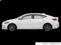 2018 Hyundai Elantra GL SE | Photo 1 | Polar White