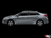 2018 Hyundai Ioniq Electric Plus SE | Photo 1 | Aurora Silver
