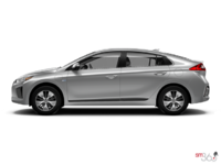 2018 Hyundai Ioniq Electric Plus SE | Photo 1 | Platinum Silver