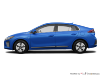 2018 Hyundai Ioniq Hybrid BLUE   Photo 1   Marina Blue
