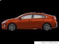 2018 Hyundai Ioniq Hybrid LIMITED/TECH | Photo 1 | Phoenix Orange