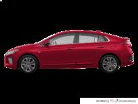 2018 Hyundai Ioniq Hybrid LIMITED/TECH | Photo 1 | Fiery Red