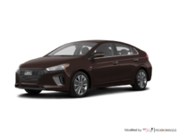 2018 Hyundai Ioniq Hybrid LIMITED/TECH | Photo 3 | Cafe Brown