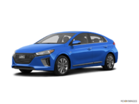 2018 Hyundai Ioniq Hybrid LIMITED/TECH | Photo 3 | Marina Blue