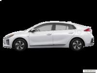 2018 Hyundai Ioniq Hybrid SE | Photo 1 | Polar White