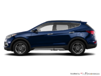 2018 Hyundai Santa Fe Sport 2.0T LIMITED | Photo 1 | Nightfall Blue
