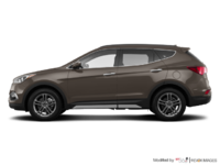 2018 Hyundai Santa Fe Sport 2.0T LIMITED | Photo 1 | Platinum Graphite