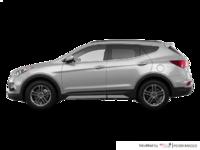 2018 Hyundai Santa Fe Sport 2.0T SE   Photo 1   Sparkling Silver