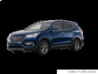 2018 Hyundai Santa Fe Sport 2.4 L PREMIUM | Photo 3 | Nightfall Blue