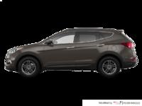 2018 Hyundai Santa Fe Sport 2.4 L SE | Photo 1 | Titanium Silver