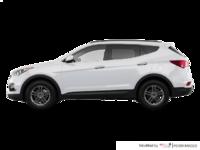 2018 Hyundai Santa Fe Sport 2.4 L | Photo 1 | Frost White Pearl