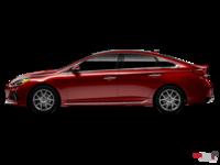 2018 Hyundai Sonata 2.0T SPORT | Photo 1 | Fiery Red