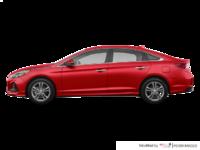 2018 Hyundai Sonata LIMITED | Photo 1 | Fiery Red