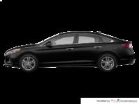 2018 Hyundai Sonata LIMITED | Photo 1 | Phantom Black