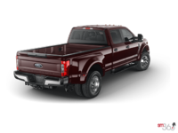 2018 Ford Super Duty F-450 XLT | Photo 2 | Magma Red