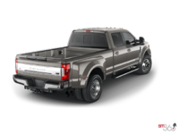 2018 Ford Super Duty F-450 KING RANCH | Photo 2 | Stone Gray