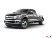 2018 Ford Super Duty F-450 KING RANCH | Photo 3 | Stone Gray