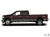 2018 Ford Super Duty F-450 KING RANCH | Photo 1 | Magma Red/Stone Grey