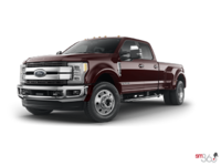 2018 Ford Super Duty F-450 KING RANCH | Photo 3 | Magma Red