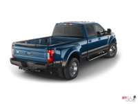 2018 Ford Super Duty F-450 KING RANCH | Photo 2 | Blue Jeans Metallic/Stone Grey