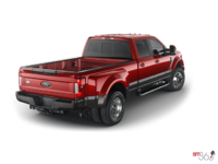 2018 Ford Super Duty F-450 KING RANCH | Photo 2 | Ruby Red/Stone Grey