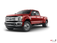 2018 Ford Super Duty F-450 KING RANCH | Photo 3 | Ruby Red