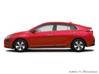 2018 Hyundai IONIQ electric LIMITED | Photo 1 | Fiery Red