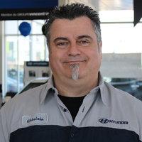 Ghislain Pratte - Technicien en mécanique