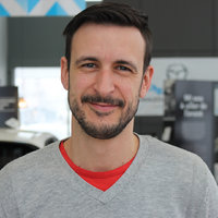 Michel Duchesneau - Directeur des ventes, occasion