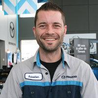 Sébastien Lampron - Technicien mécanique