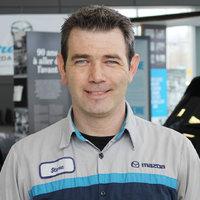 Steve  Gélinas - Technicien mécanique