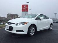 2012 Honda Civic Cpe EX-L