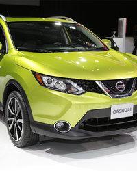 Le nouveau VUS Nissan Qashqai dévoilé au Salon de l'Auto de Montréal