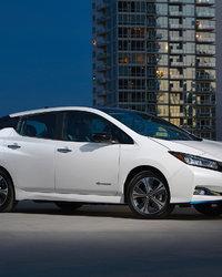 Le programme IVZE du gouvernement Canadien profite à la Nissan LEAF