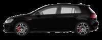 2017 Volkswagen Golf GTI 5-door