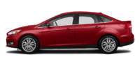2017  Focus Sedan