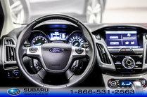 Ford Focus TITANIUM NAV CUIR TOIT AILERON 2013 {4}