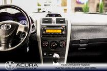 2012 Toyota Corolla S {4}