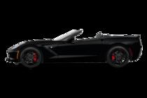 Chevrolet Corvette-convertible-stingray