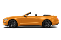 Ford Mustang-cabriolet