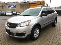 2013 Chevrolet Traverse LS FWD - NEW ARRIVAL! LOW KILOMETERS!