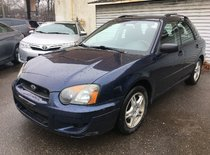 2005 Subaru Impreza 5dr 2.5 RS - VEHICLE SOLD AS-IS! INQUIRE TODAY!