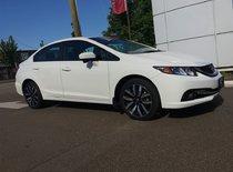 2015 Honda Civic Sedan Touring CVT