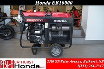 2015 Honda EB10000C